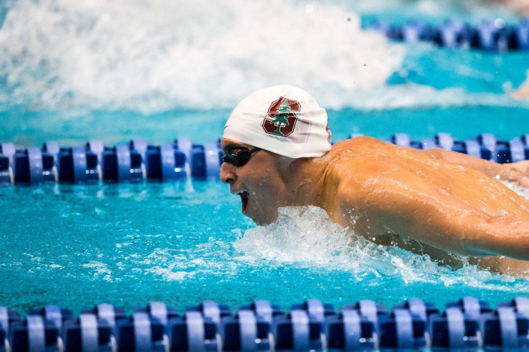 2016 Texas Invite: Stanford Men Step Up Big In Day 2 Prelims