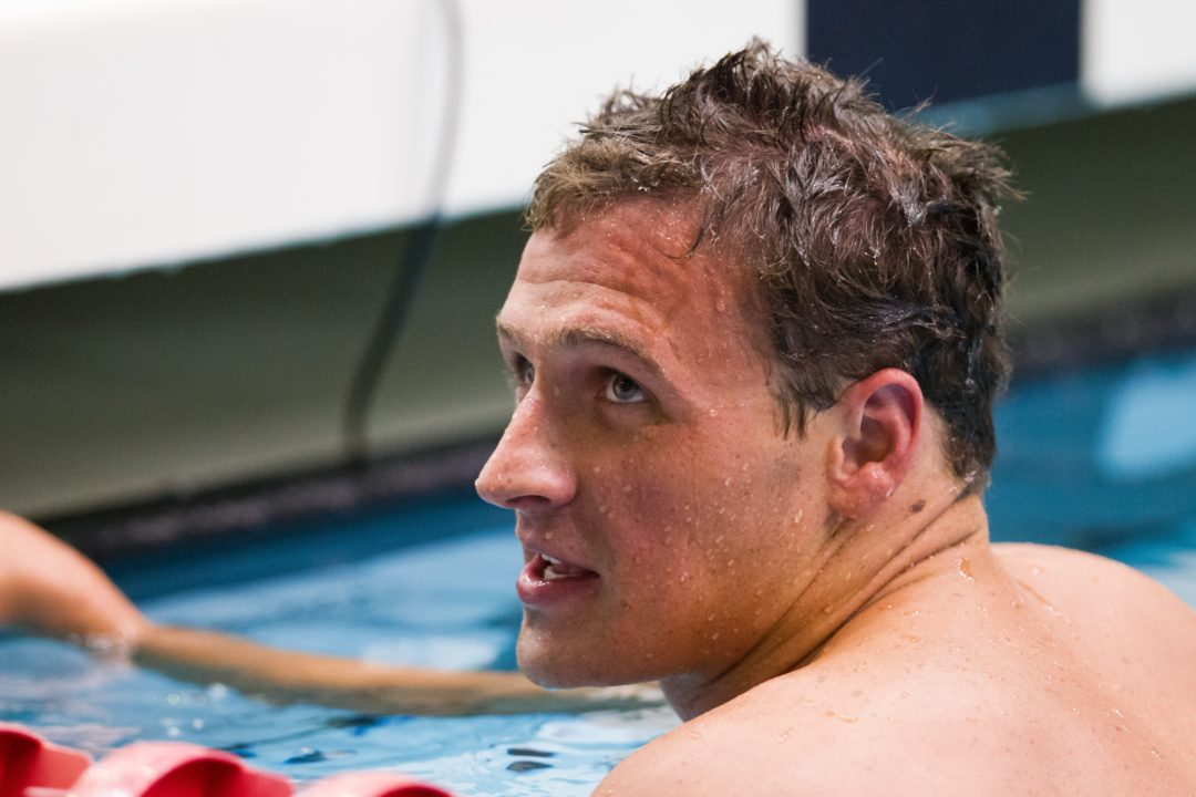 Lochte, Beisel vs Canada's Best at Mel Zajac International