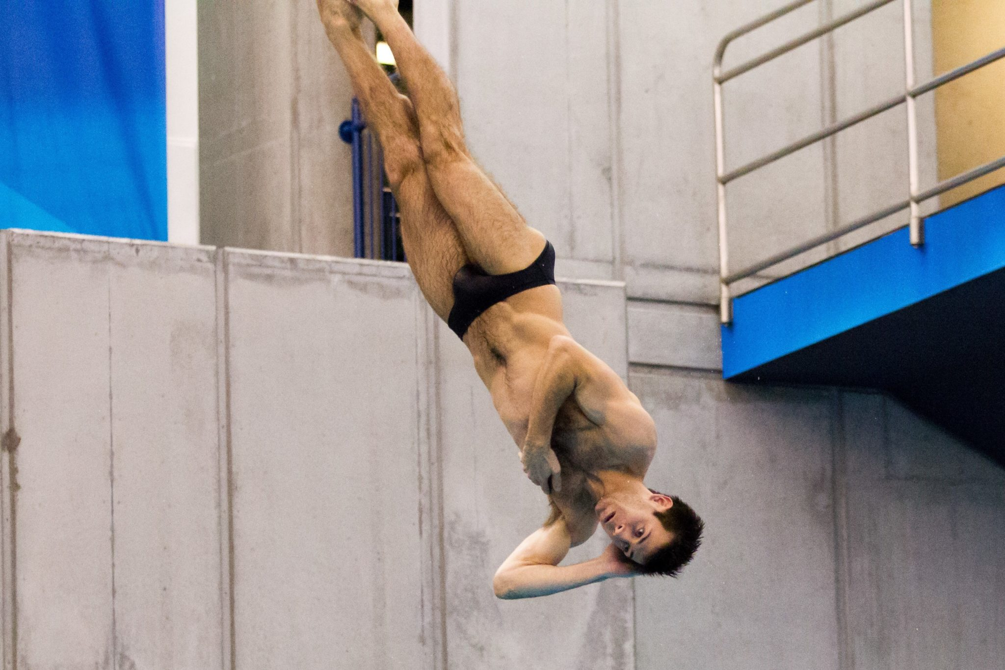 Indy to Host 2016 U.S. Olympic Diving Trials