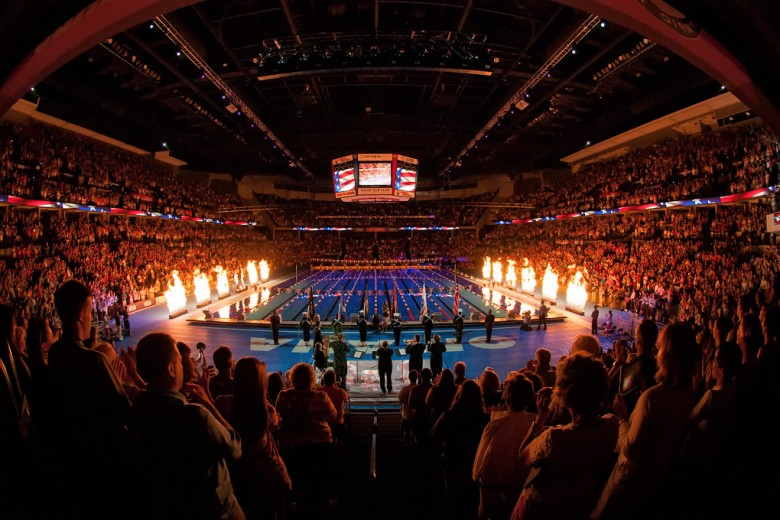 2016 U.S. Olympic Swimming Trials Tickets Will Go On Sale June 29th