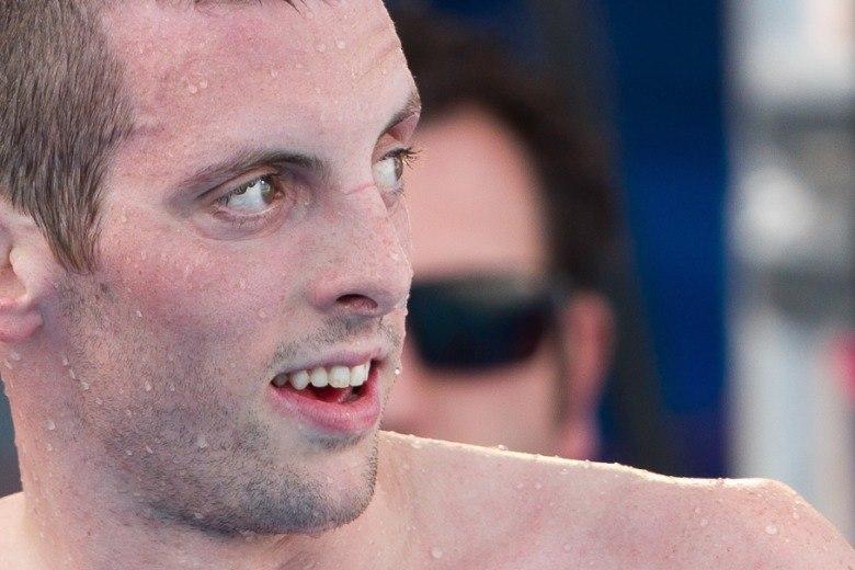 Cochrane named OMEGA Male Swimmer of the Year