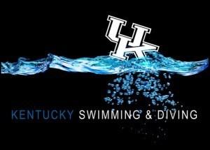 UK Swimming and Diving Logo