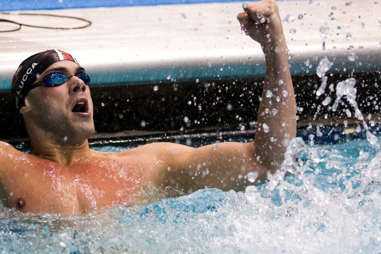 Joao De Lucca Breaks Phelps' 200 Freestyle Pool Record At The Michigan Open