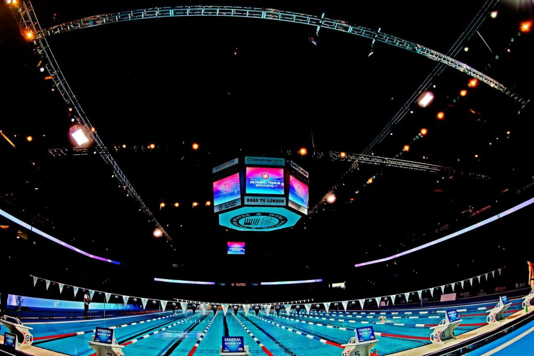 USA Swimming Won't Use Morning Finals At 2020 Olympic Trials