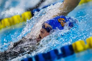 Elizabeth Beisel 4 for 4 in the 400 IM, Video Interview