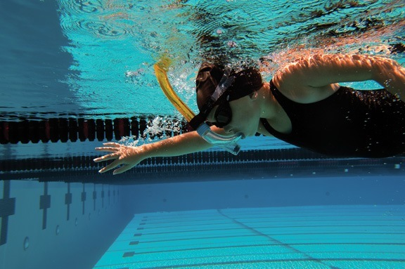 Body Position and Young Swimmers