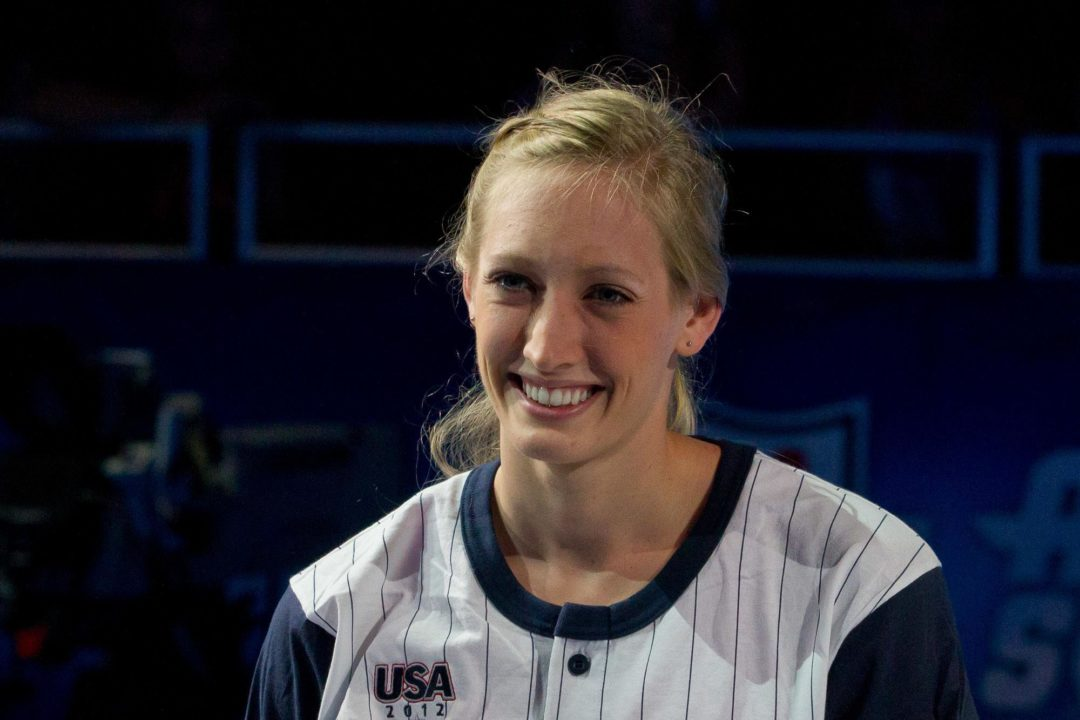 Olympic Gold Medalist Breeja Larson Joins Team Arena