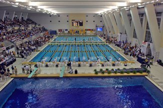 Georgia Tech Aquatics Center, Atlanta, Georgia