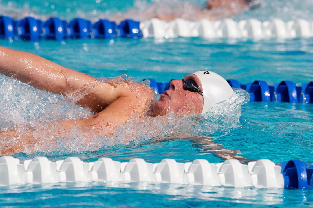 Curtis Ogren Breaks National Independent HS Record in 200 IM at Cali Central Coast Finals
