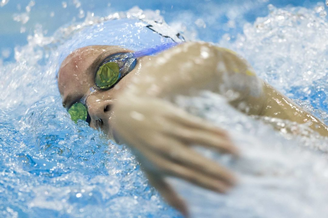 Stephanie Peacock super confident for Olympic Trials