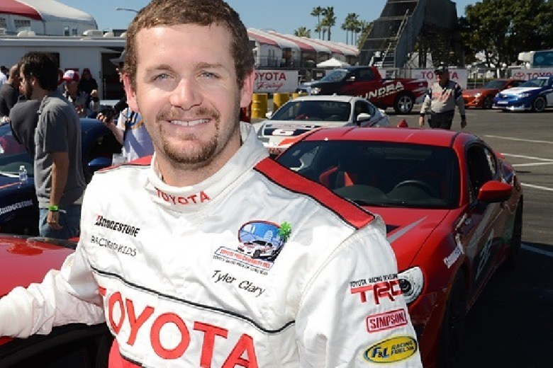 The Tyler Clary RaceCar Photo Vault