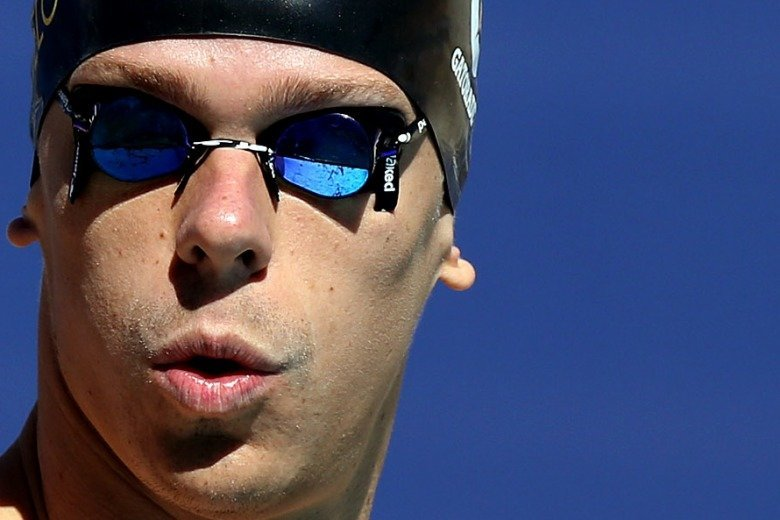 HardCoreSwim of the Week: Cesar Cielo Powers to 50 Free Win at Arizona Invitational