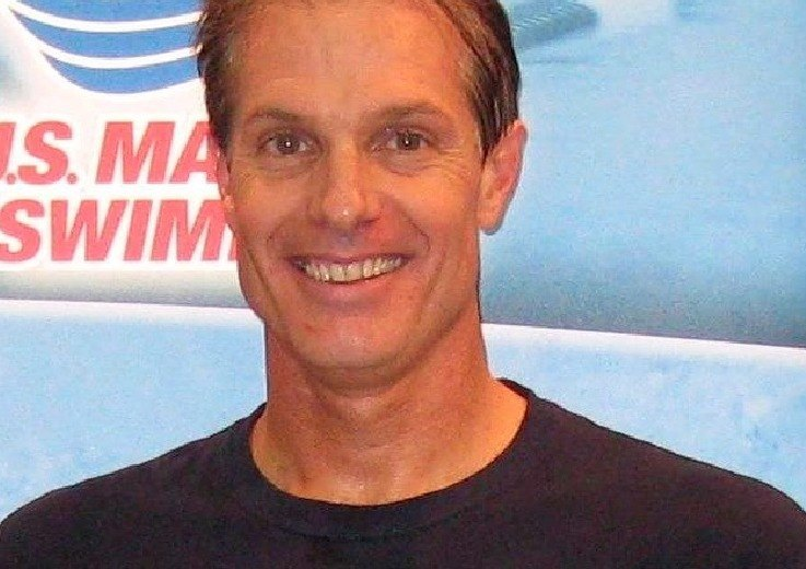 Olympian and Masters Champion, David Sims, Breaks 200 Fly 2 Minute Barrier