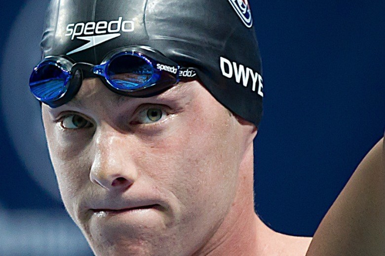 Olympic Gold Medalist Conor Dwyer Signs With Speedo USA