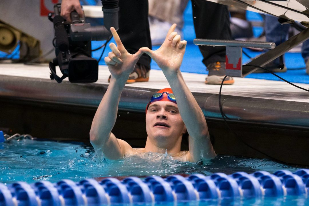 Teduits Takes His Game to Long Course on Final Day of 2013 Charlotte UltraSwim Grand Prix
