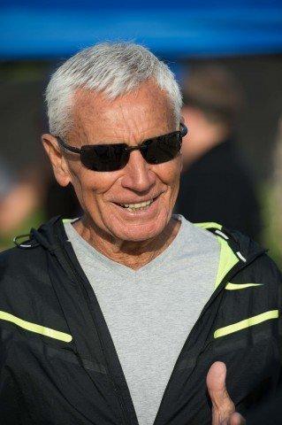 Coaching legend John Urbancheck