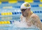 Barry Murphy Club Wolverine breaststroke