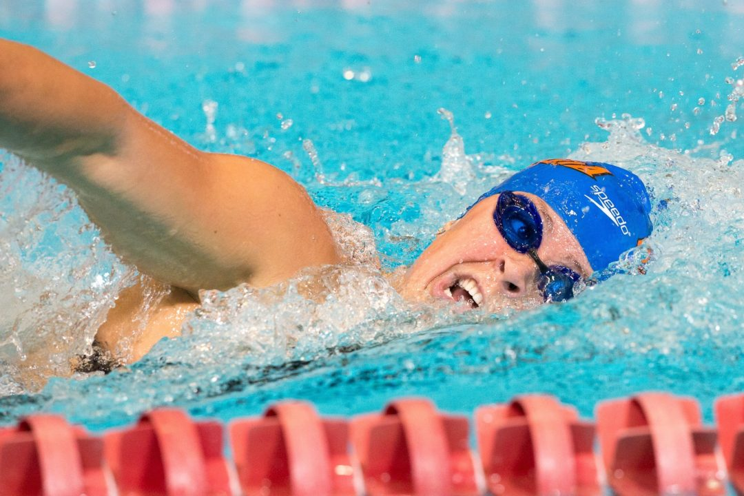 Gators Beisel, Wallace Named SEC Swimmers of the Week