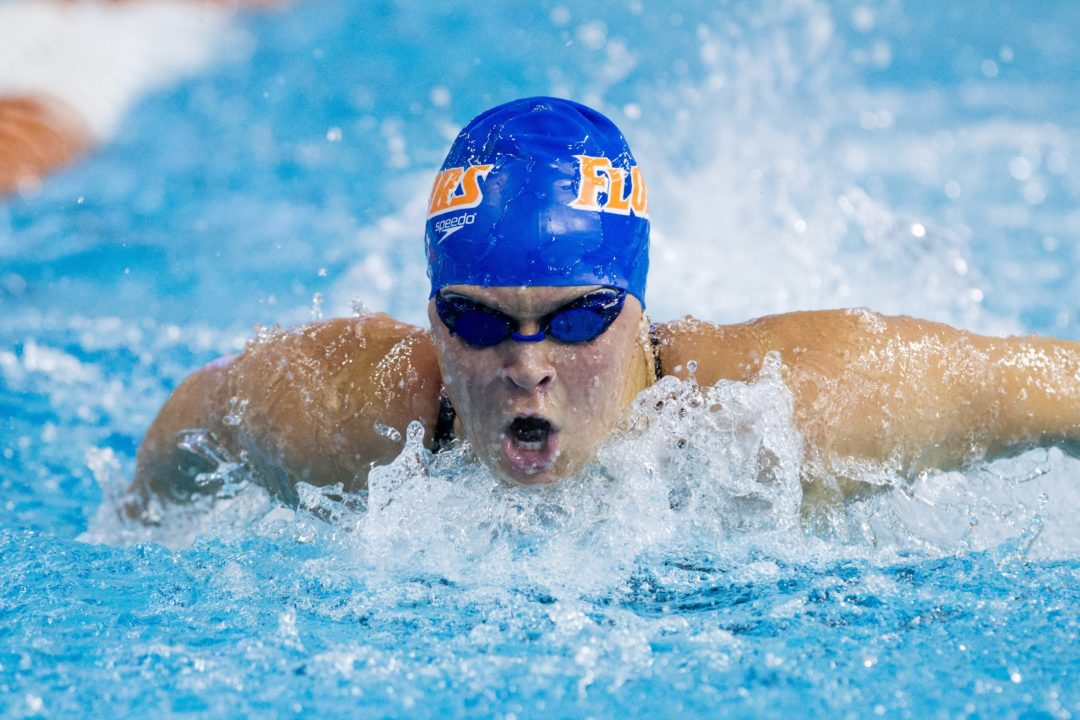Beisel Sweeps 500 Free, 200 IM on Day 1 of All-Florida Invitational