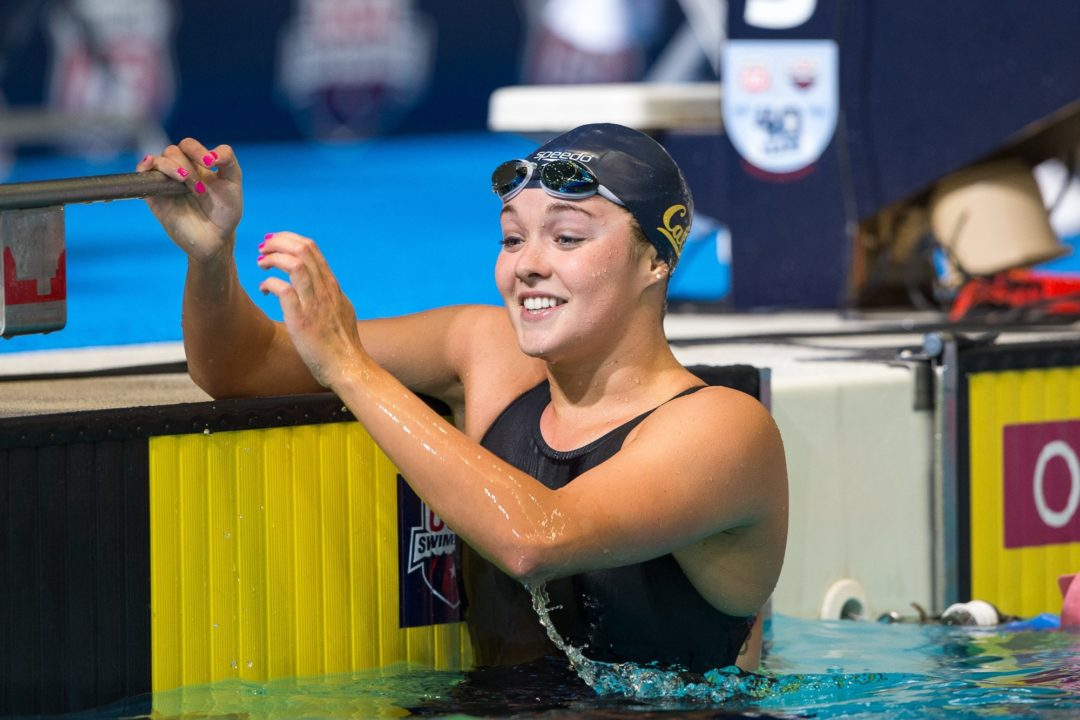 Rachel Bootsma Aims for Backstroke American Record Tonight, Scratches 100 Fly