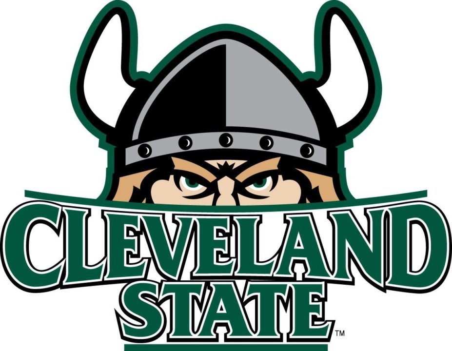 Cleveland State Swimming and Diving Edge Canisius