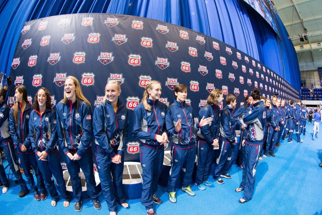 Team USA's World Championship Training Camps