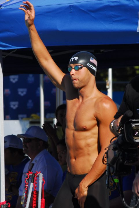 Lochte Top Seed in 100 Backstroke at Sleepy Sunday Morning from Santa Clara
