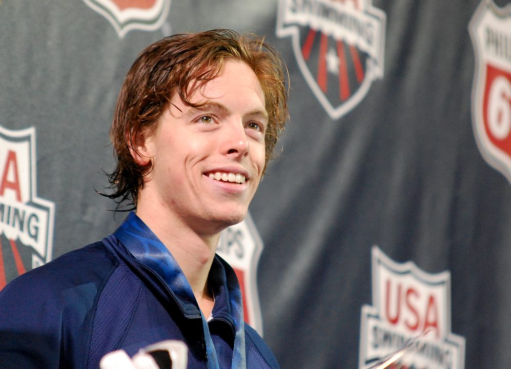 Men's 400 Meter Freestyle – US Nationals Preview – Jaeger finds his sweet spot in Worlds medal defense