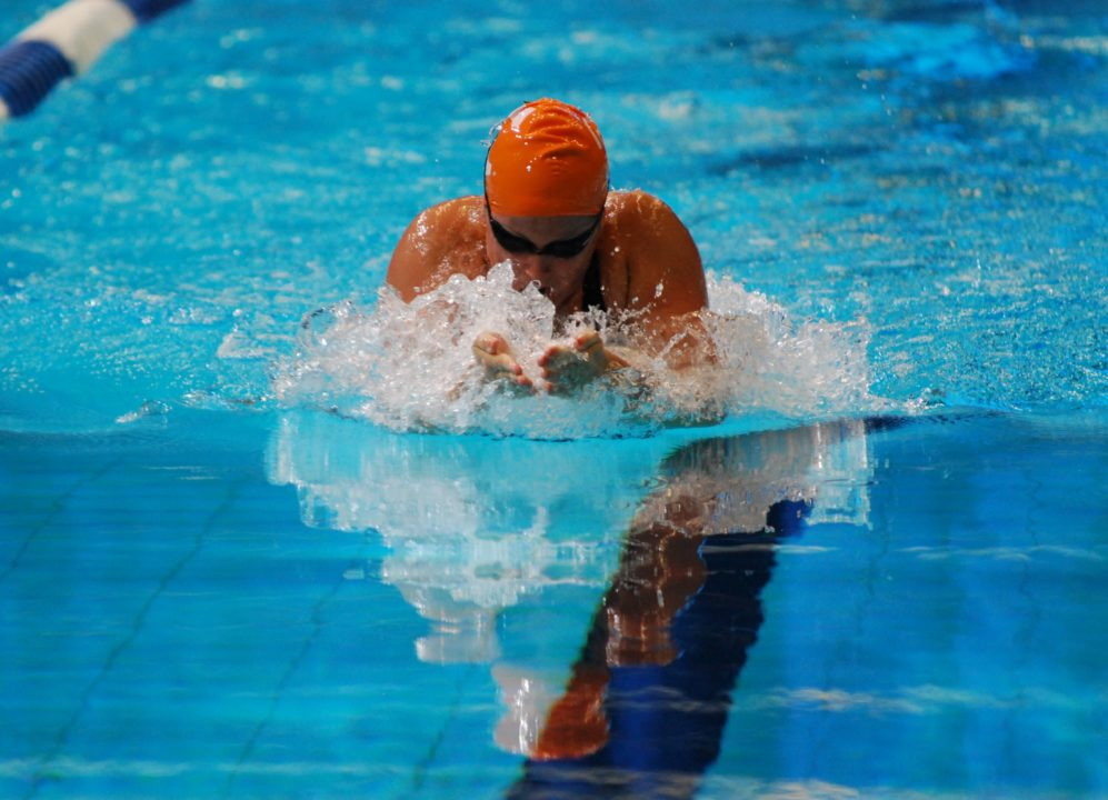 Tennessee women still going strong out of day 3 prelims at Nike Cup