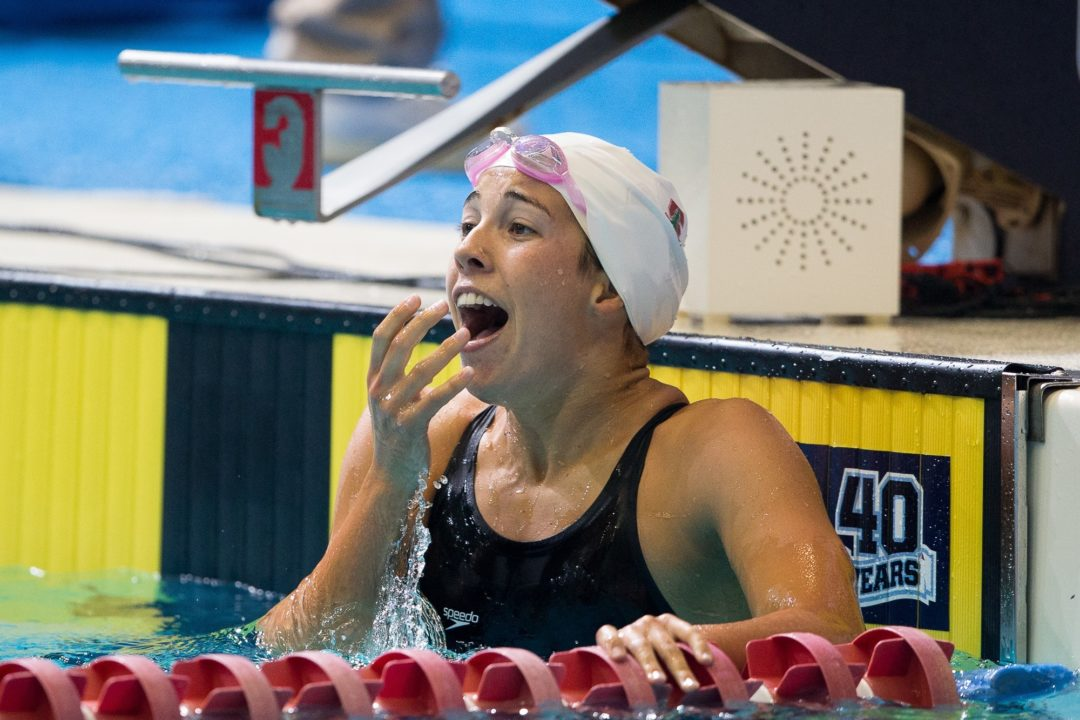 DiRado Out of 400 Free, Not Many Other Scratches for Day 4