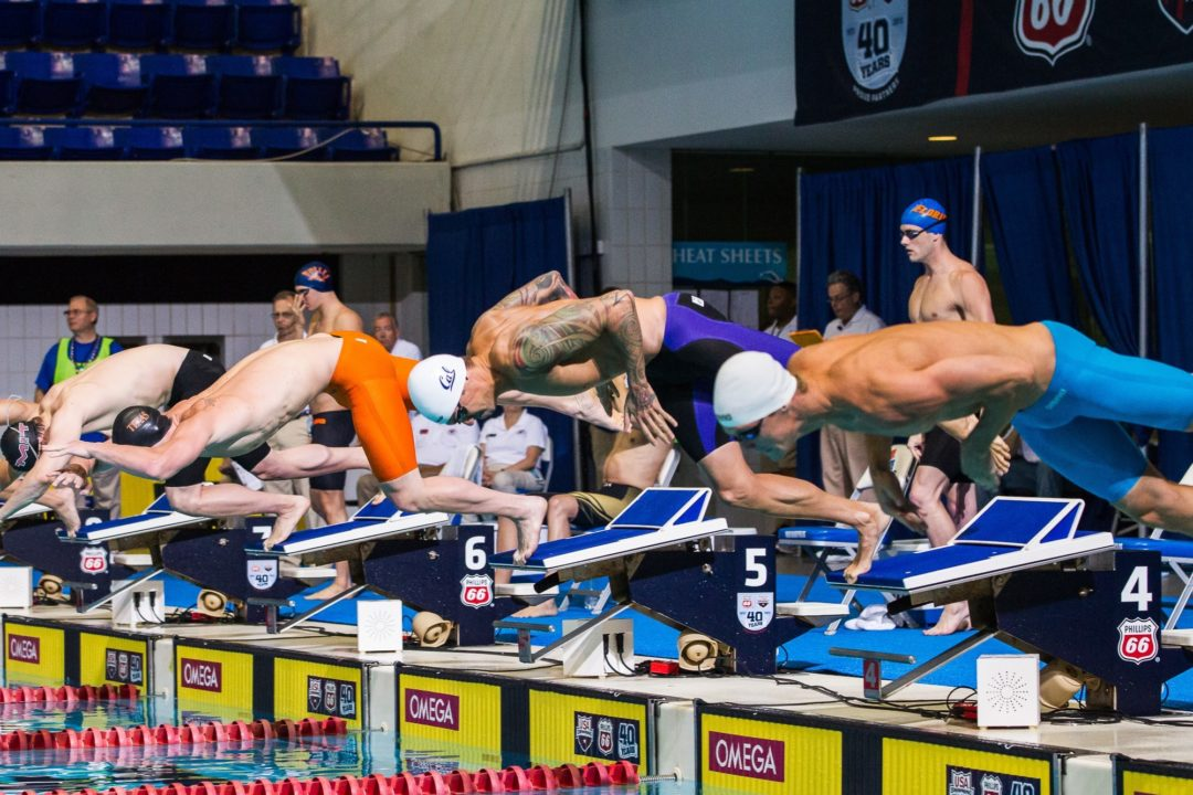 Ervin Didn't Feel the Flow in The 50 Free, Video Interview