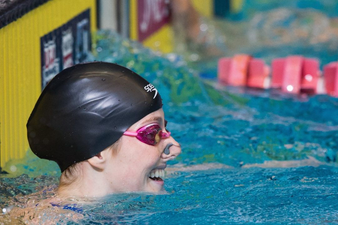 Missy Franklin to Take 2nd American Spot in 50 Backstroke at Worlds