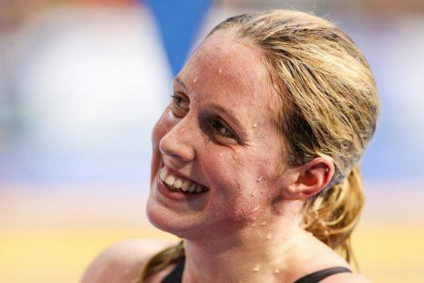 Hannah Miley Adds 5th Commonwealth Games Qualification at North District Open.