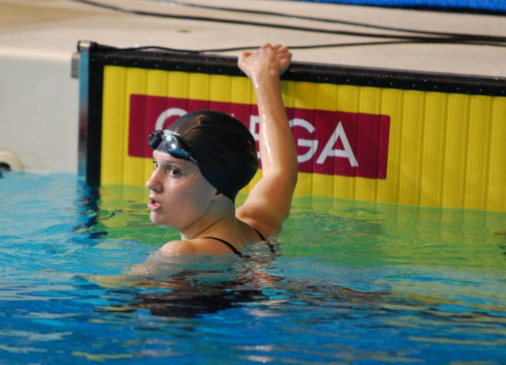 Katherine Drabot Adds 4th Event to Junior National Team Enscription