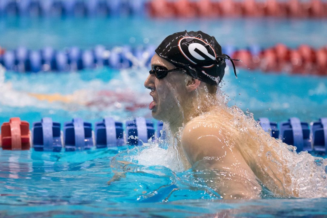 Florida Overtakes Men's Lead After 3 Days of 2014 SEC Championships