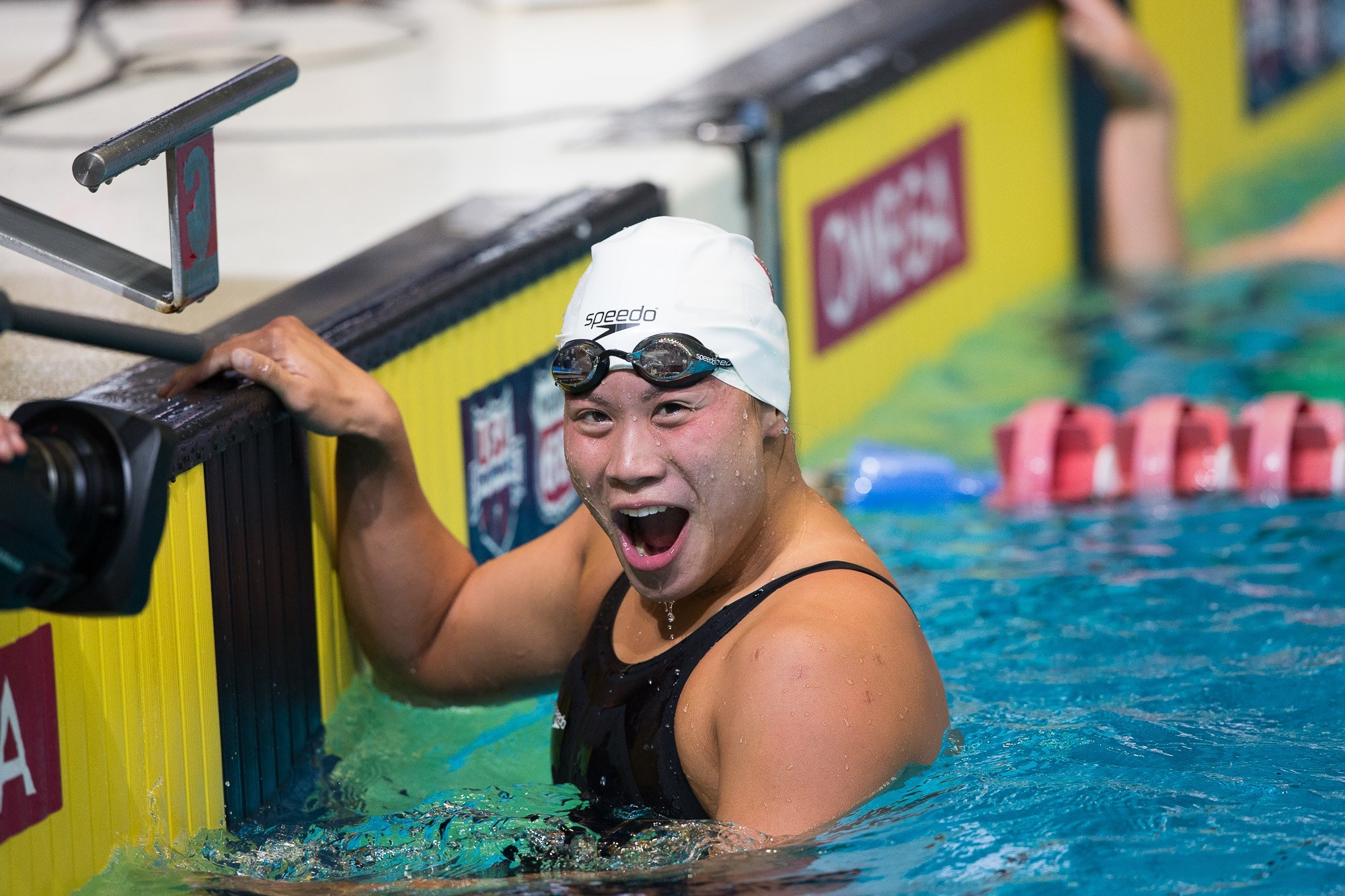 8a8189e959  5 Stanford women hand  1 Cal its second loss in three meets