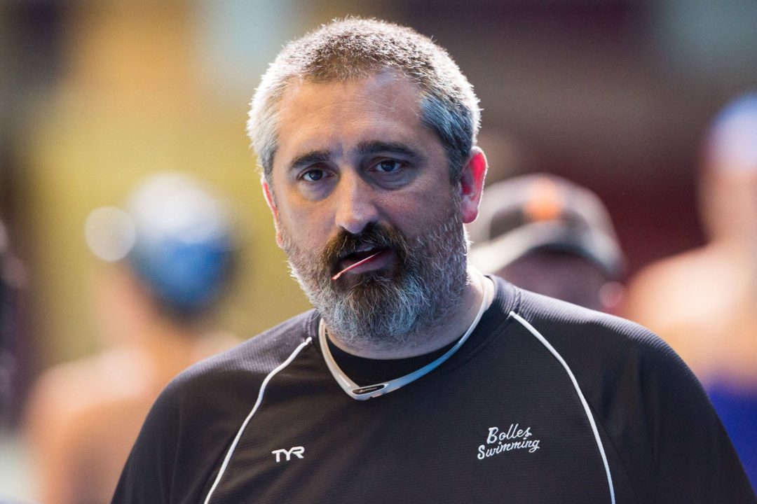 Swimming From Home Talk Show: Sergio Lopez on Possible Olympic Postponement