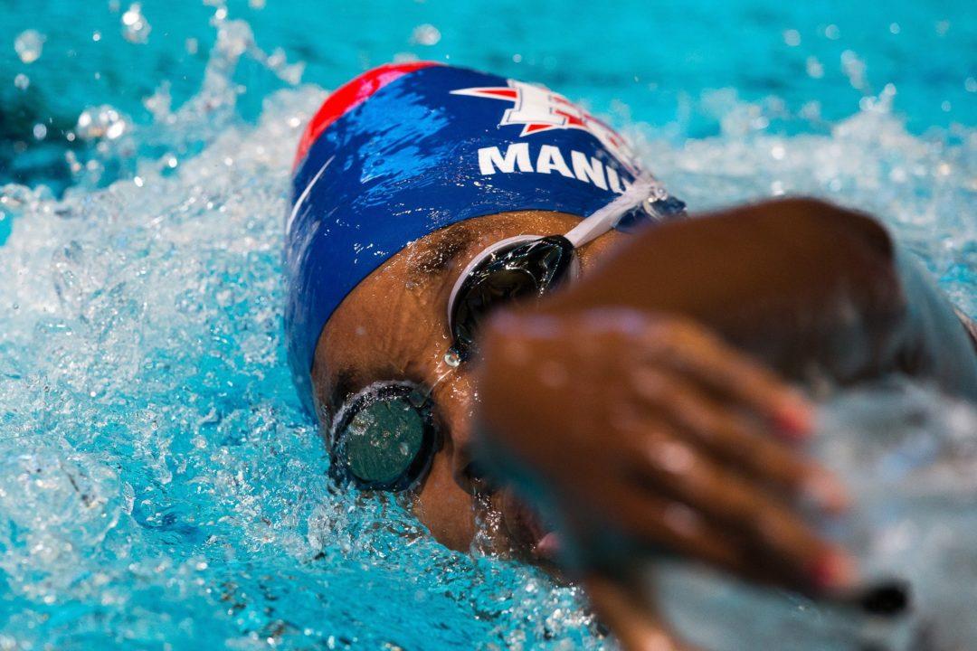 Simone Manuel Does It Again, New NAG Record