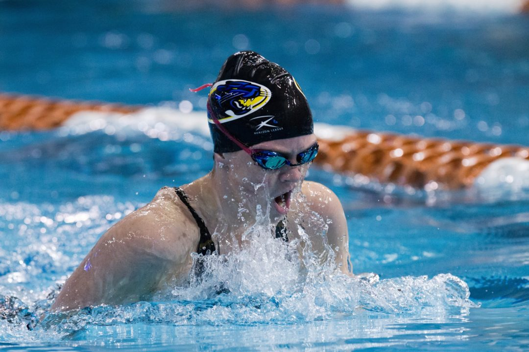 2014 Horizon League Day Three Finals Full Recap: McClellan Puts Up Nation's Third Fastest 100 Breast