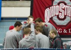Ohio State mens swimming