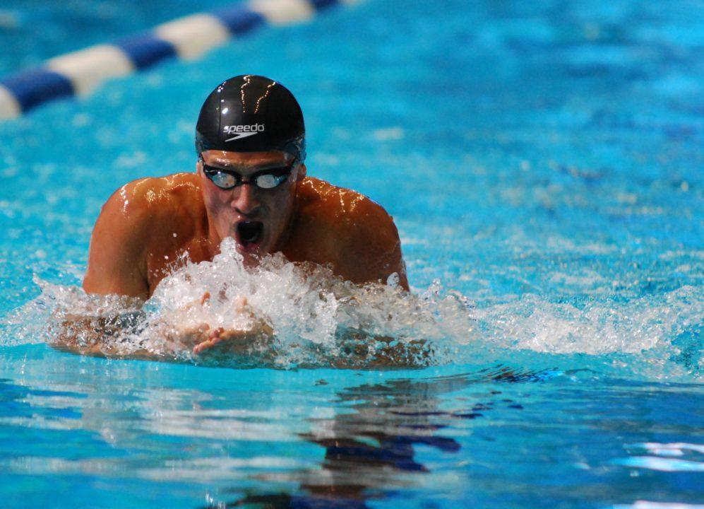 FINA Congress Votes 'NO' on Underwater Cameras