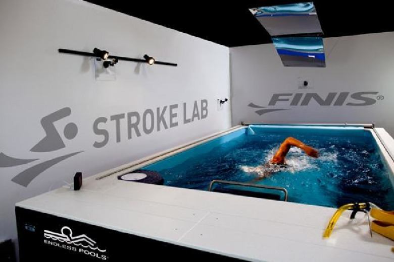 FINIS Installs Endless Pool For New Product Testing and Video Analysis