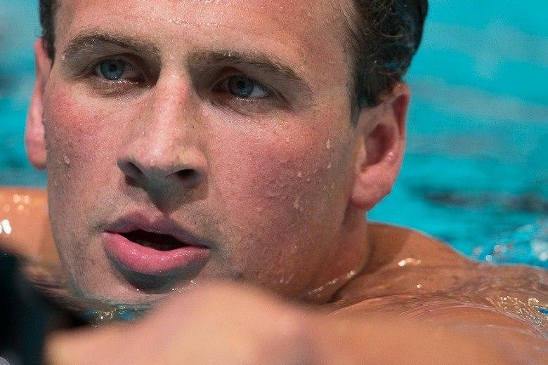 Lochte Says World Trials Performance Wasn't Good, Video Interview