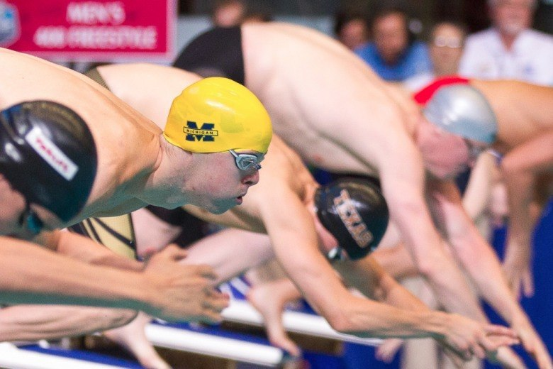 Jaeger Rips 3:45 400 Free for National Title, Video Interview