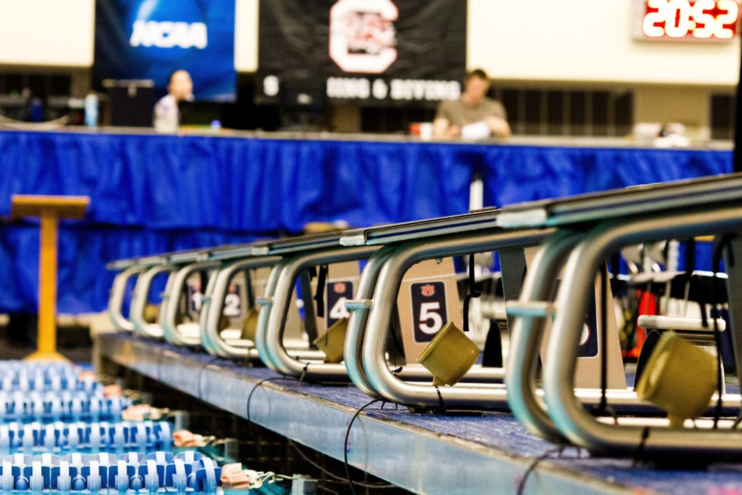 NCAA Swimming Rules Committee Proposes Changes For 2013-2014 College Season