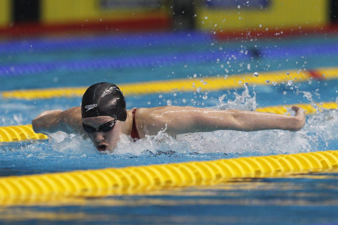 2-Time Olympian Jemma Lowe Announces Retirement from Swimming