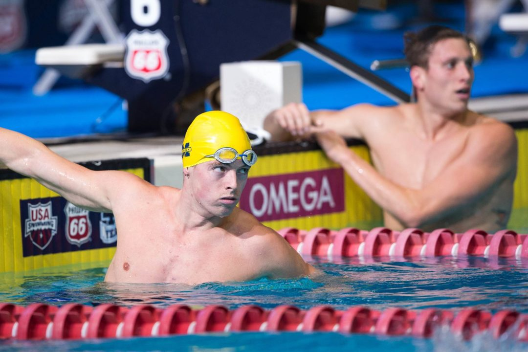 Connor Jaeger Needs More Taper to Feel Right, Video Interview