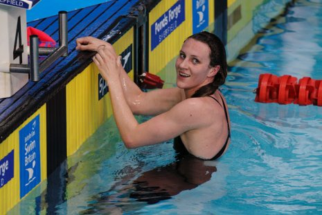 Jazz Carlin Set To Dabble In Open Water With FINA 10k World Cup