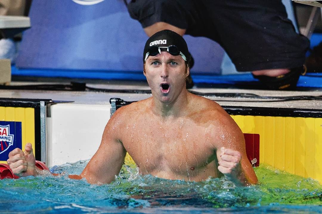 Olympic Icon Aaron Peirsol to Host Arena Grand PrixView in Orlando