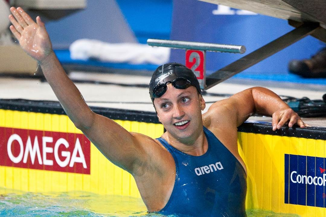 Rebecca Soni Officially Announces Retirement